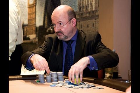 Jim Dunsford – a money man who actually has some money to play with